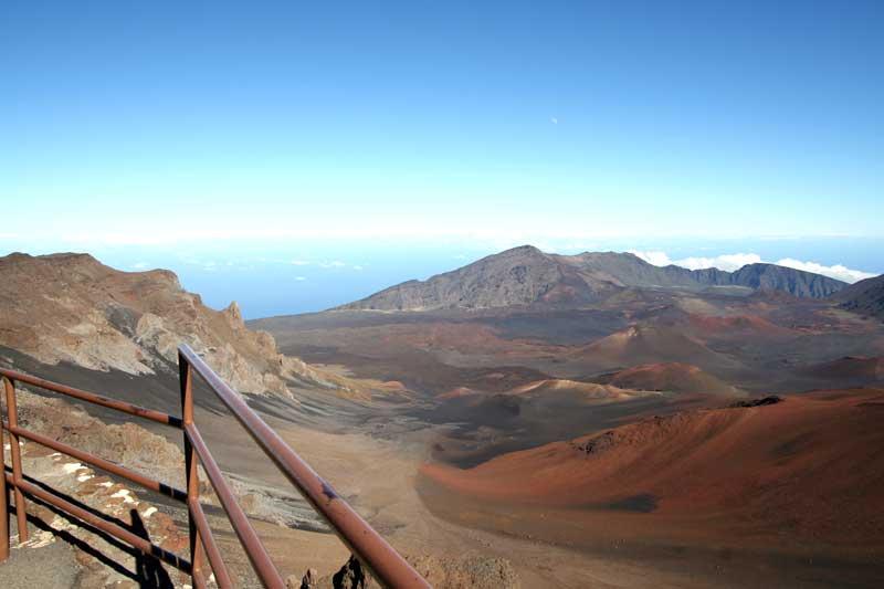 Maui Sightseeing Series – The Summit and Crater of Haleakala