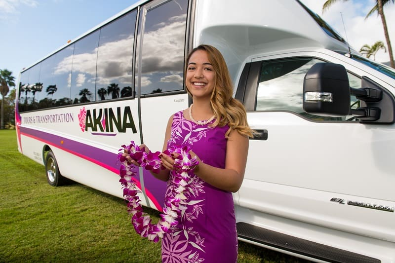 A New Look and A New Name for the Akina Family Company