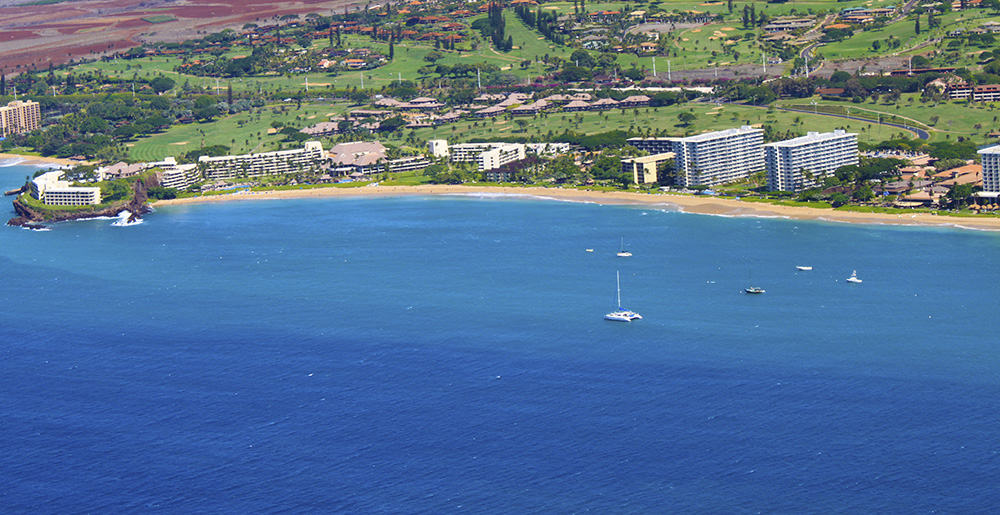 Maui Sightseeing Series – Kaanapali Beach