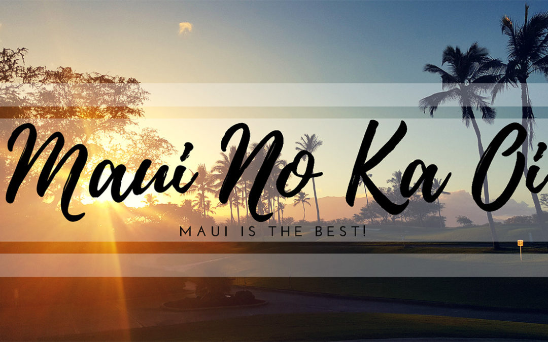 Maui Recognized as One of the Best Islands to Visit in the USA