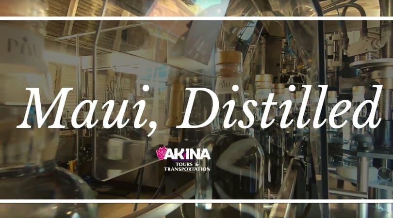 Maui Distillery Tour for Vodka, Rum, Gin & Whiskey Lovers Alike