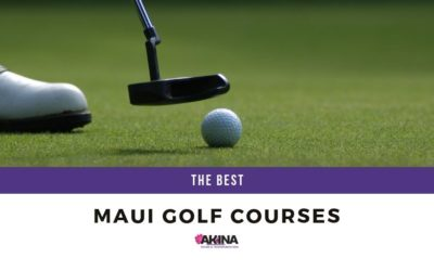 Hawaii Golf Courses – The Best in Maui