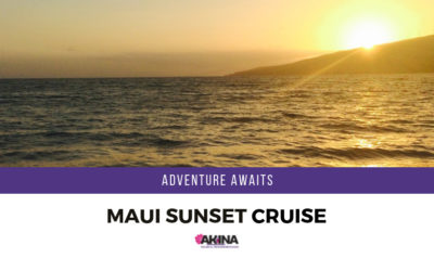 Take Your Adventurous Group on a Maui Sunset Cruise