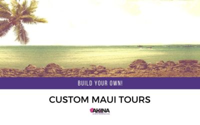 Build Your Own Custom Maui Tour with Akina Tours