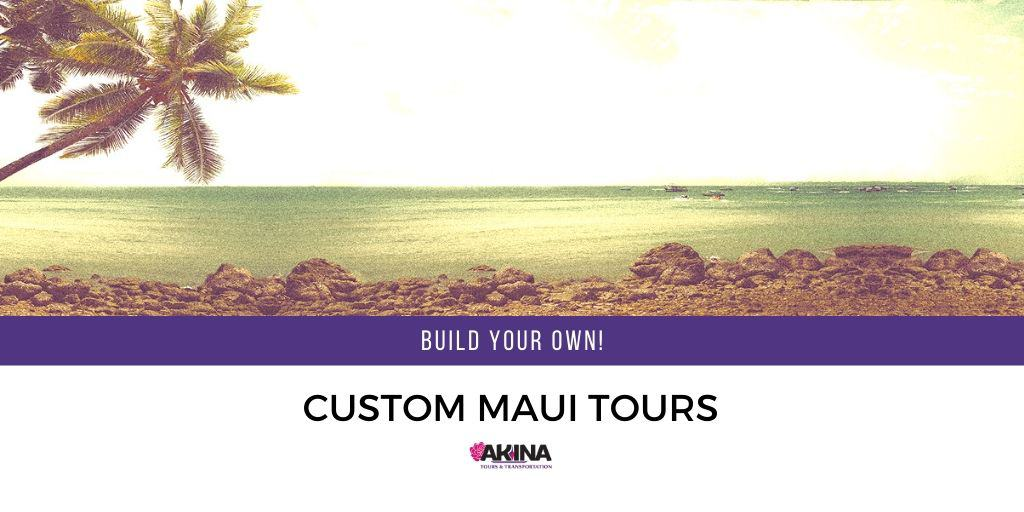 Build Your Own Custom Maui Tour with Akina Tours
